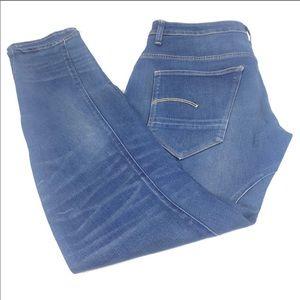 G Star Raw Arc 3D Jeans 30w 32l